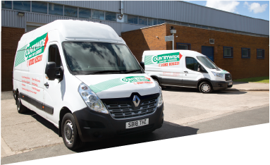 Countrywide Courier Vans